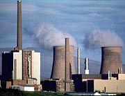 Seit Jahrzehnten umstritten: die britische Wiederaufbereitungsanlage Sellafield