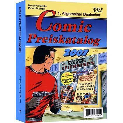 Hethke-Publikation: Standardwerk für Comicsammler