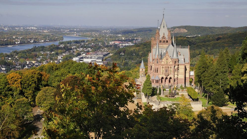Photo Gallery: The Rebirth of Germany's Fairy Tale 'Dragon Castle'
