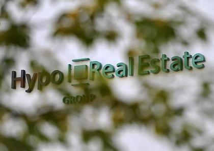 Hypo-Real-Logo in München: Manager sollen für Schaden haften
