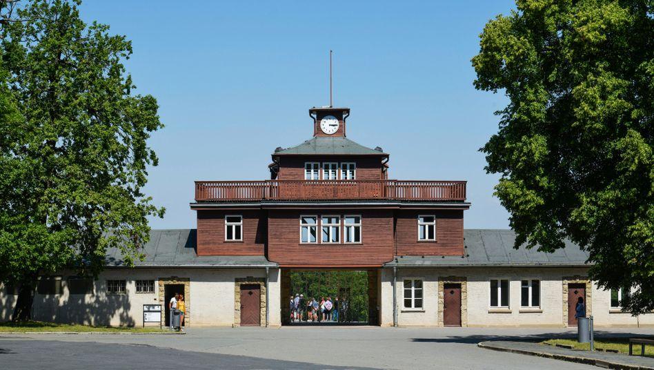 KZ-Gedenkstätte Buchenwald (Archivbild)