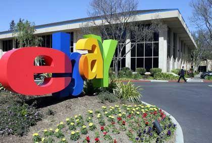 EBay-Hauptquartier in San Jose: Pakt mit Yahoo gegen Google