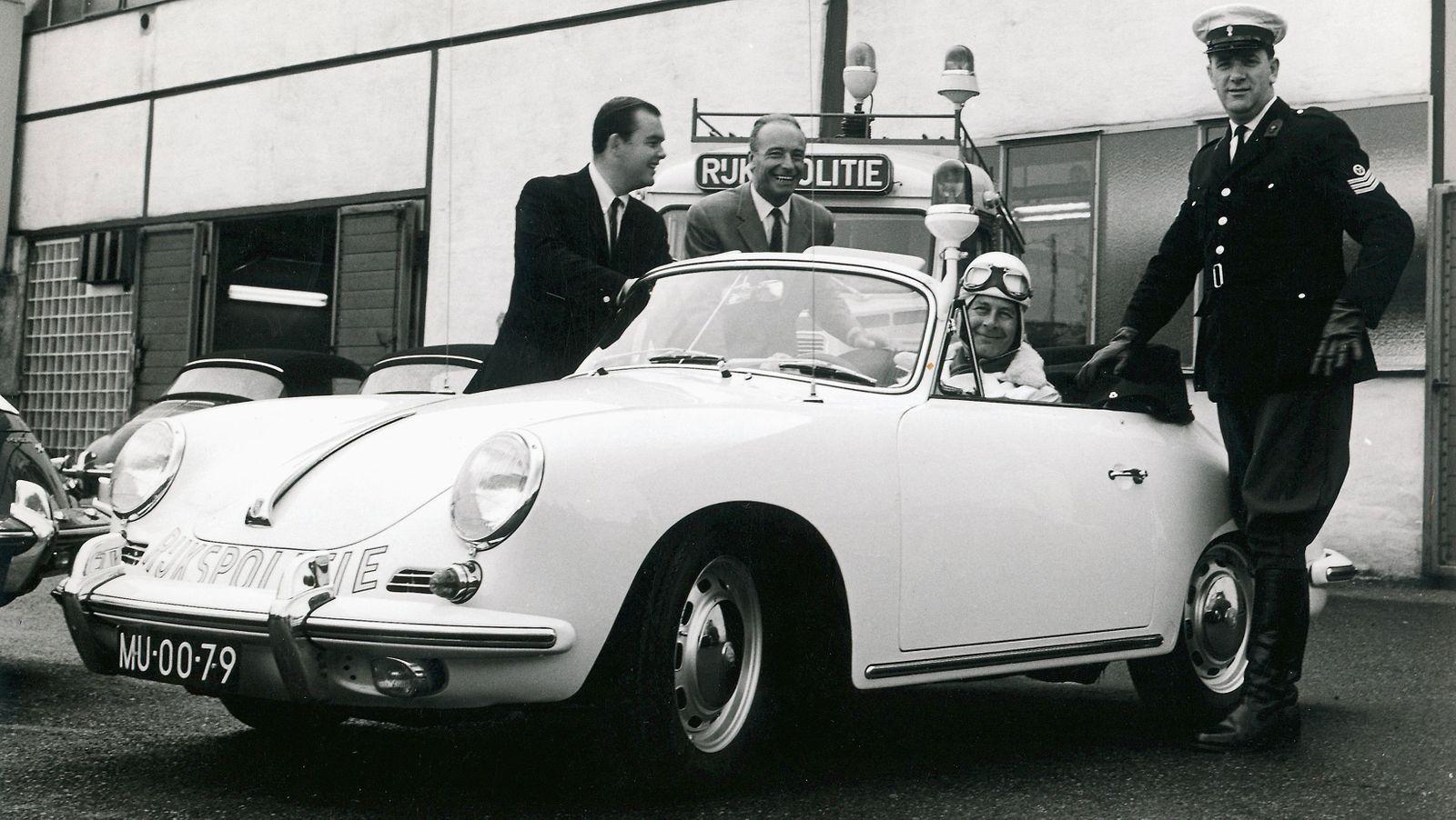 Porsche und die Polizei