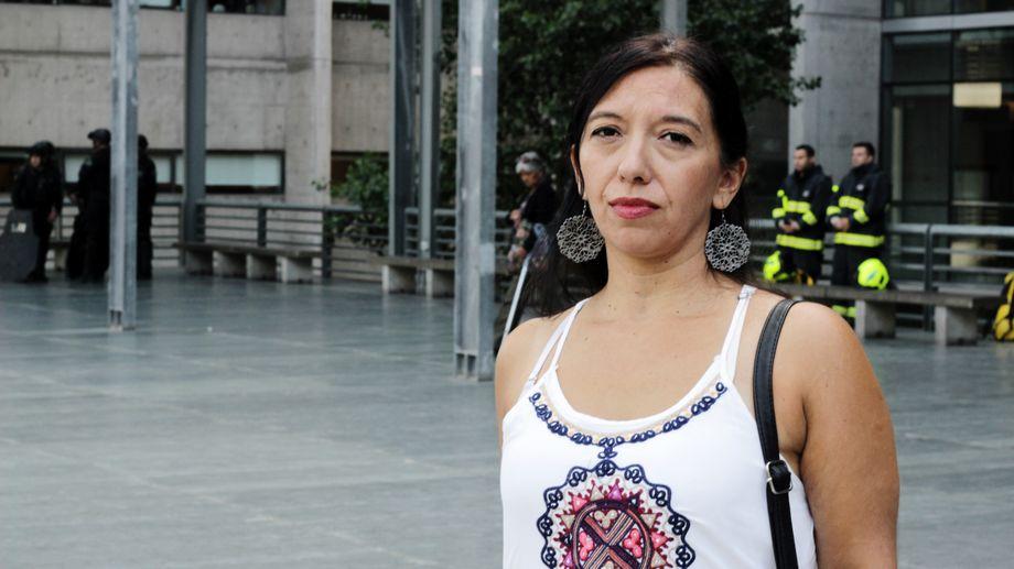 Carolina Jaque, Mutter von Gabriel Rogers, ist in Sorge um ihren Sohn - auch wegen des Coronavirus