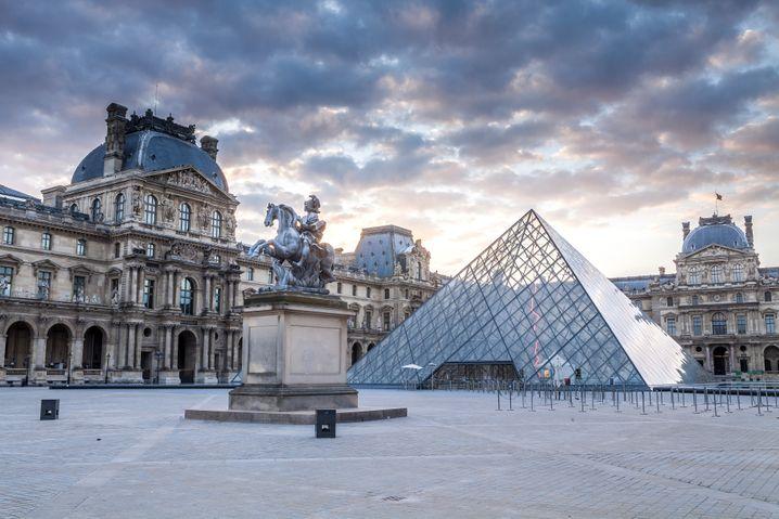 Der Louvre in Paris: Die Aura der Originale geht verloren
