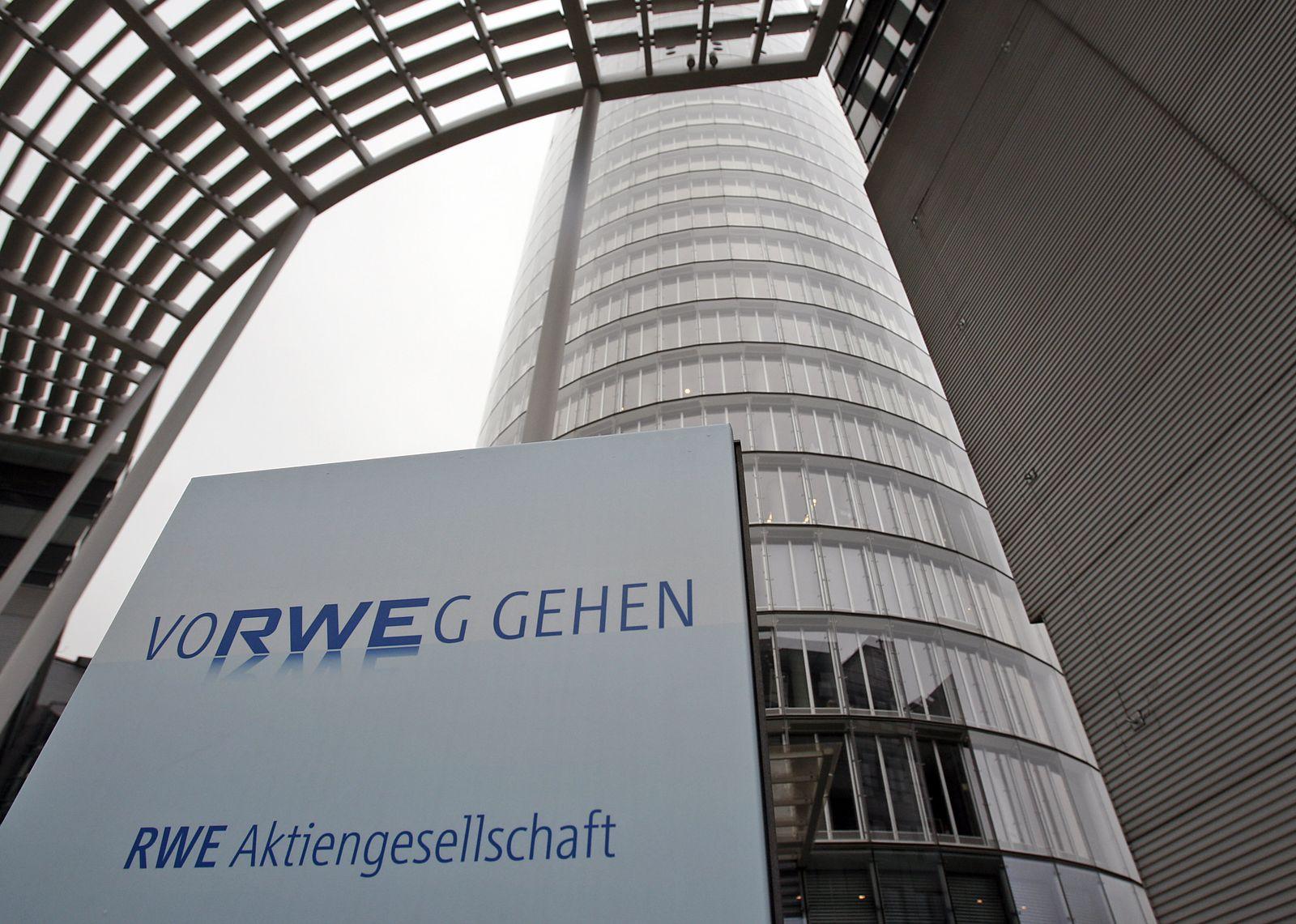 Dax-Konzerne / RWE