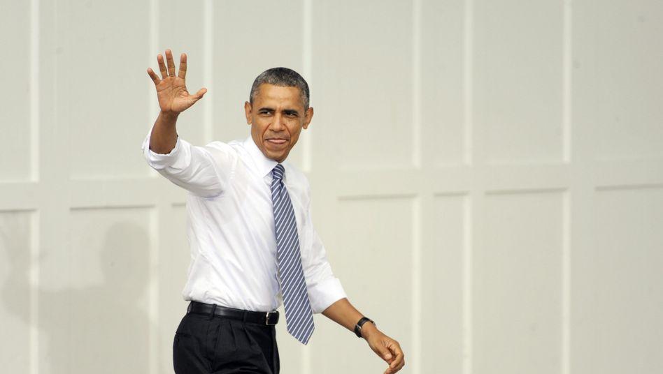 """Präsident Obama: """"Er sollte tun, was für Norwegen und die USA am besten ist"""""""