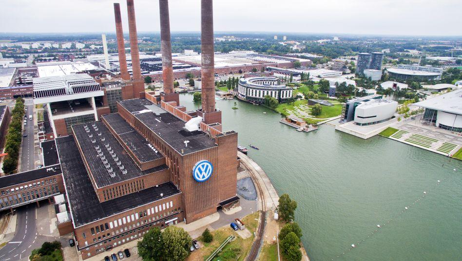 """VW-Werk in Wolfsburg: """"Bewusst eine unzutreffende Vergleichsgruppe zugrundegelegt"""""""