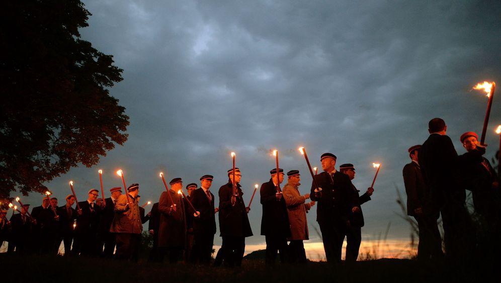 Burschentag in Eisenach: Marsch nach rechts