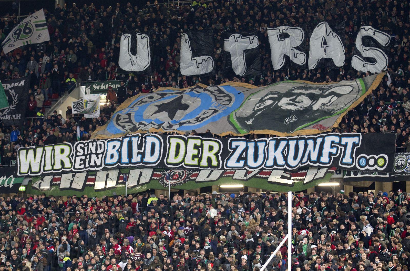 NICHT VERWENDEN Ultras Hannover