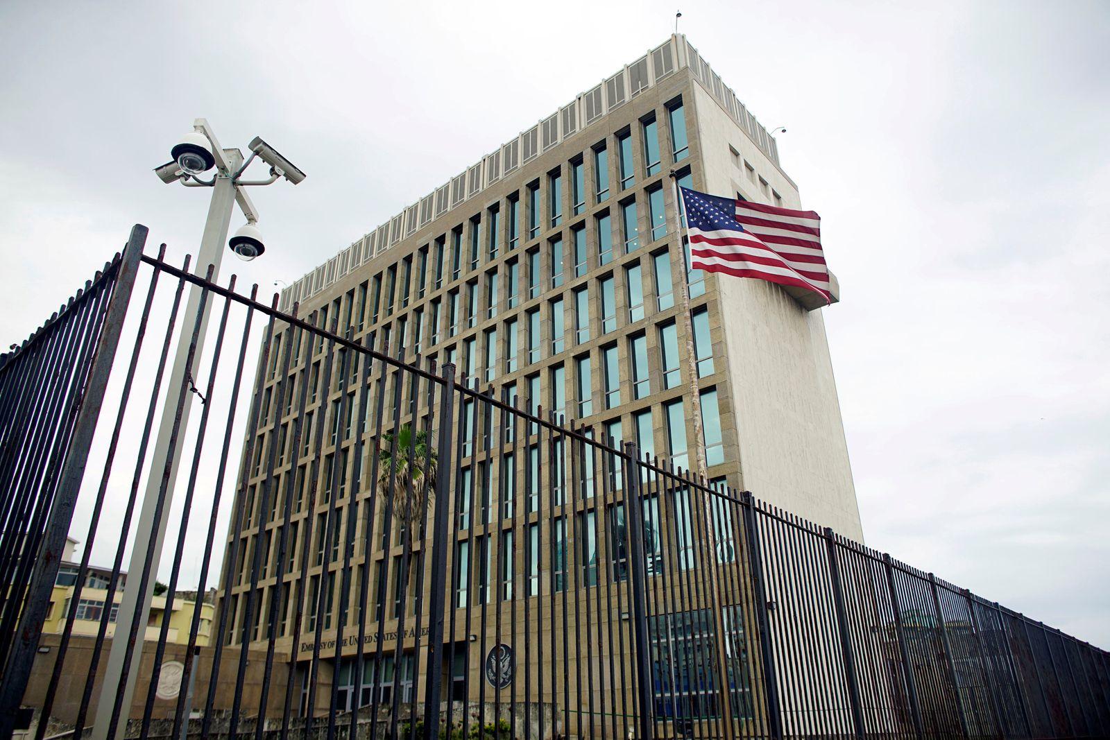 Kuba/ US Botschaft