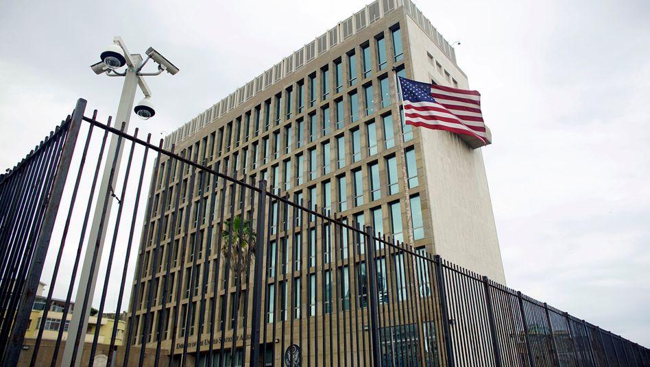US-Botschaft in Havanna (Archivbild)