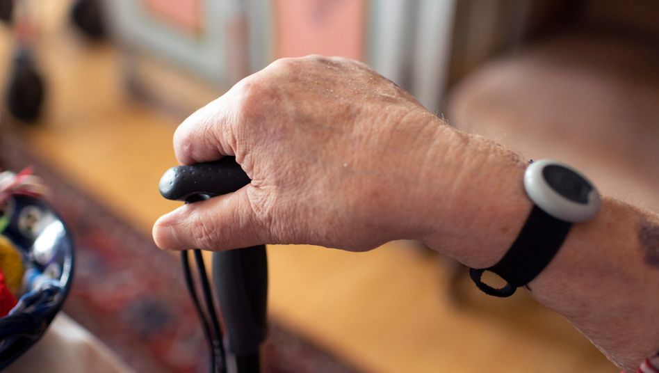 Die meisten Pflegebedürftigen leben zu Hause