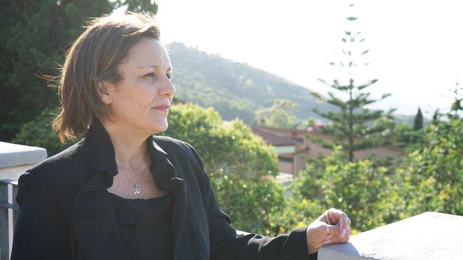 Piera Aiello (am 13. Juni 2018)