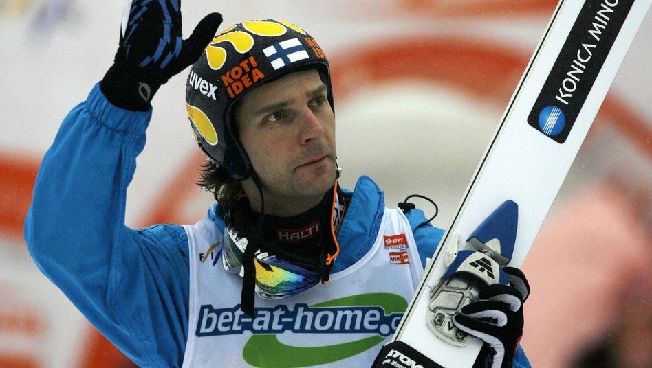 Skispringer Ahonen: Rückkehr für Sotschi?