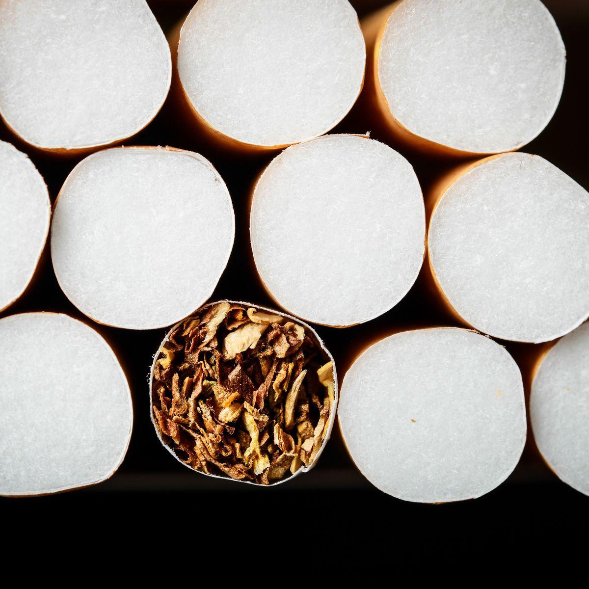 raucherbein anfang bilder