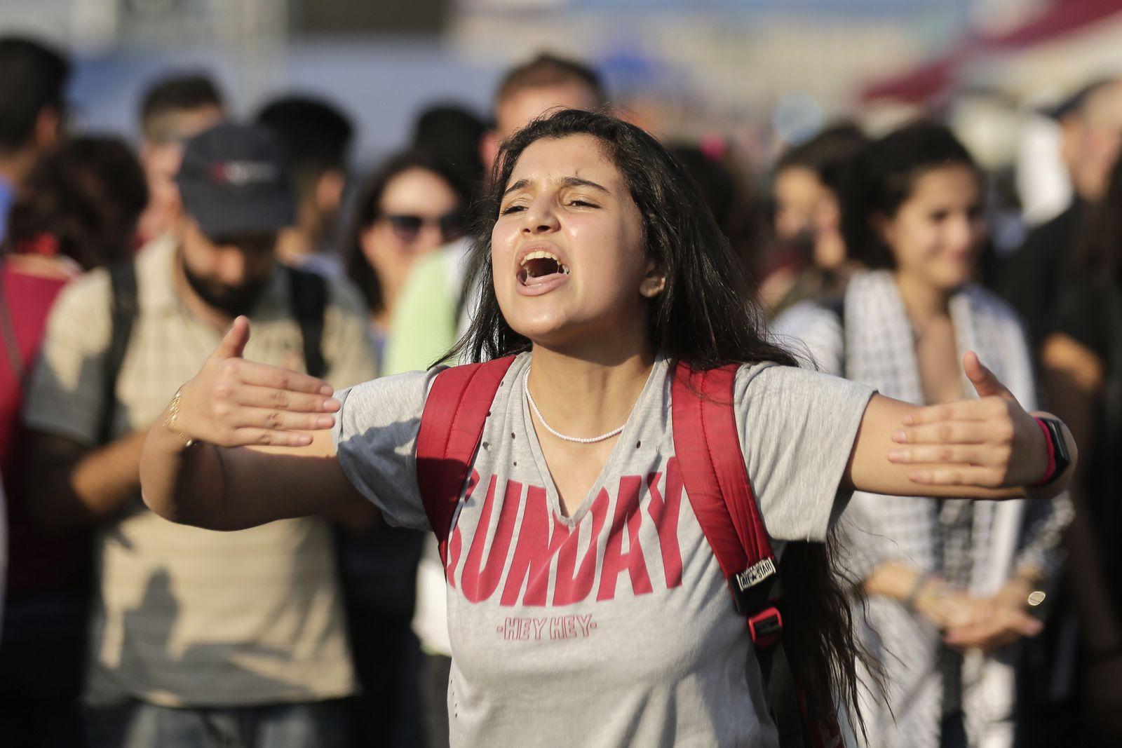 Proteste Libanon