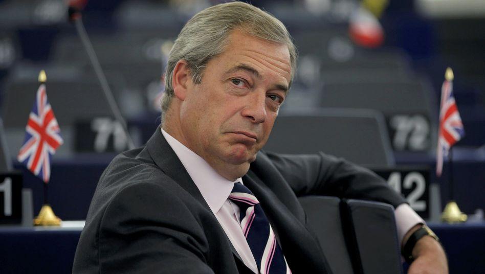 Nigel Farage (Archivbild)