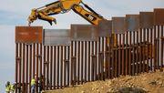 Trump treibt Bau von Grenzmauer voran