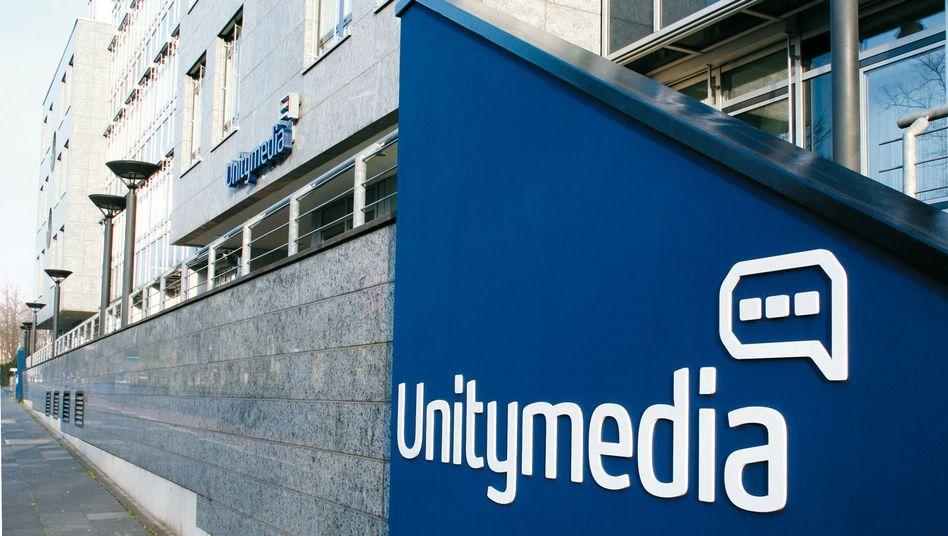 Zentrale von Unitymedia: Aufforderung zum Passwortwechsel