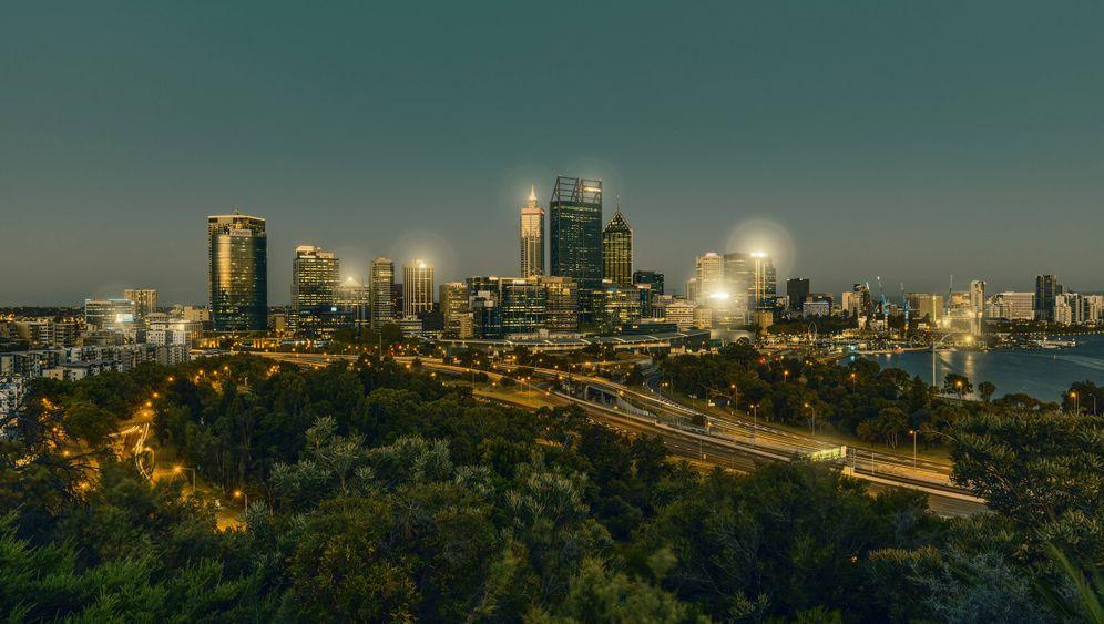 Perth: Rooftop-Bars und Koalas