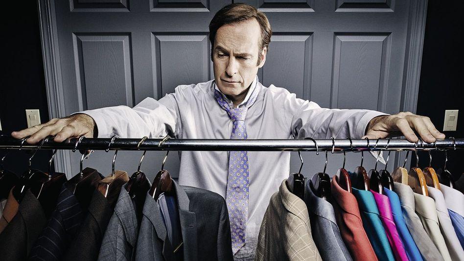 Darsteller Bob Odenkirk in »Better call Saul«