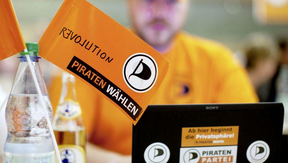 Piraten-Parteitag in Münster: Als politische Gegner weder greifbar noch besiegbar