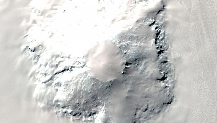 Antarktis: Mount Takahe - Feuer und Eis für 192 Jahre