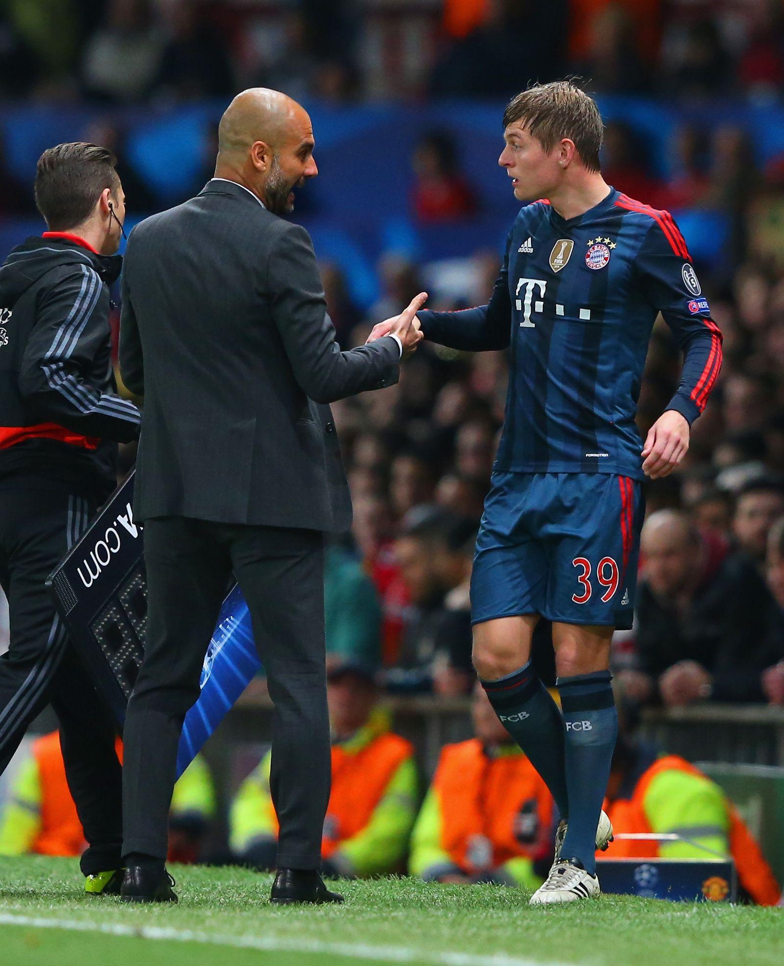 Kroos Guardiola