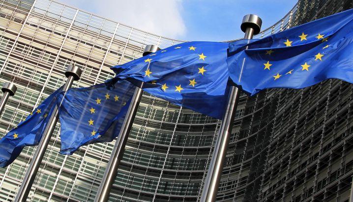 EU-Kommission in Brüssel: Parlament, Kommission und Rat streiten über Datenschutz