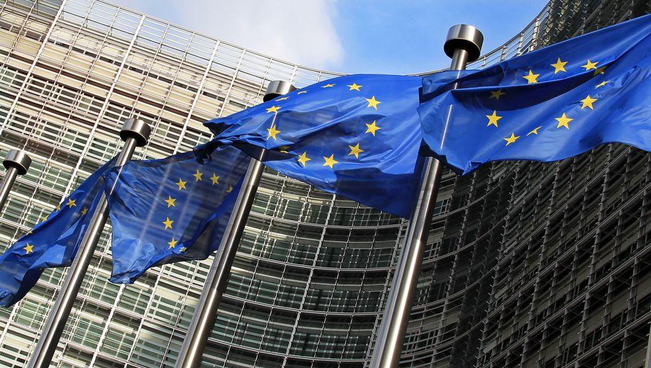 EU-Kommission in Brüssel: Kampf gegen Bestechung