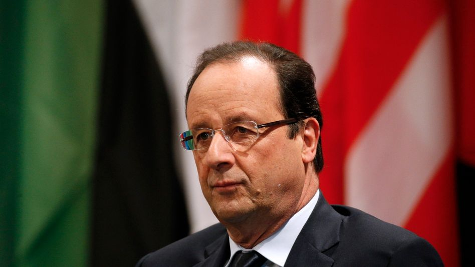 Präsident Hollande: Sogar Sarkozy war beliebter