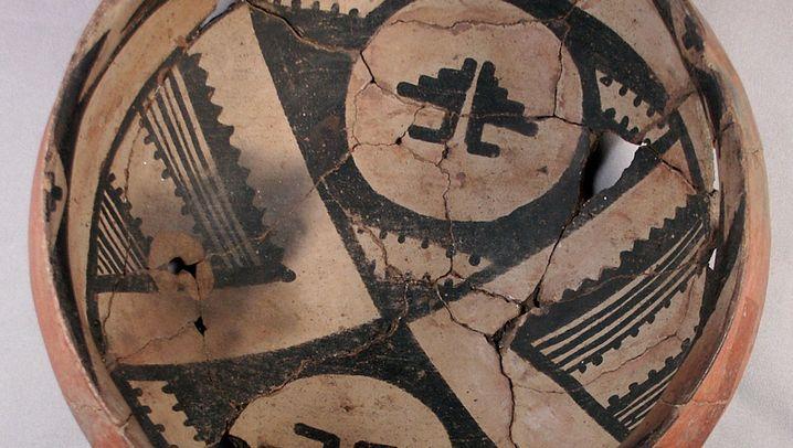Archäologie: Keramik kündet von früheren Netzwerken