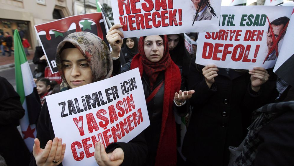 Türkei im Syrien-Konflikt: Gefangen im Dilemma