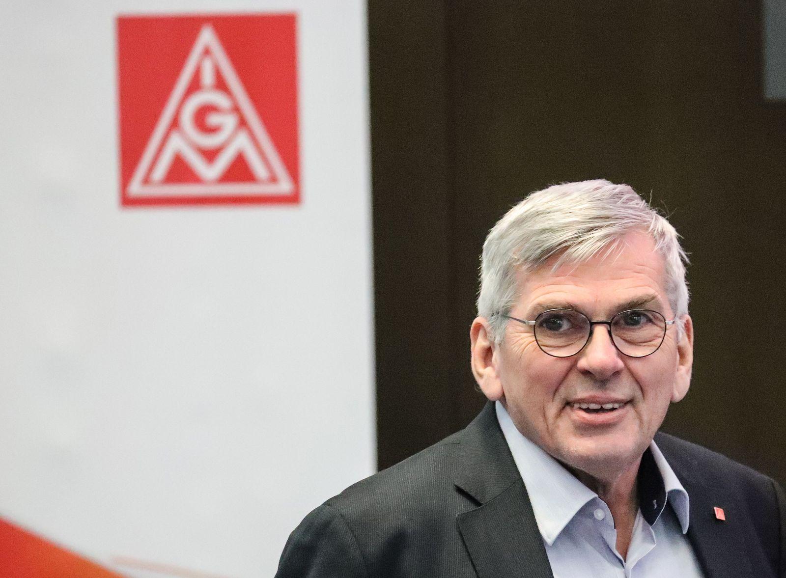 Jörg Hofmann IG Metall