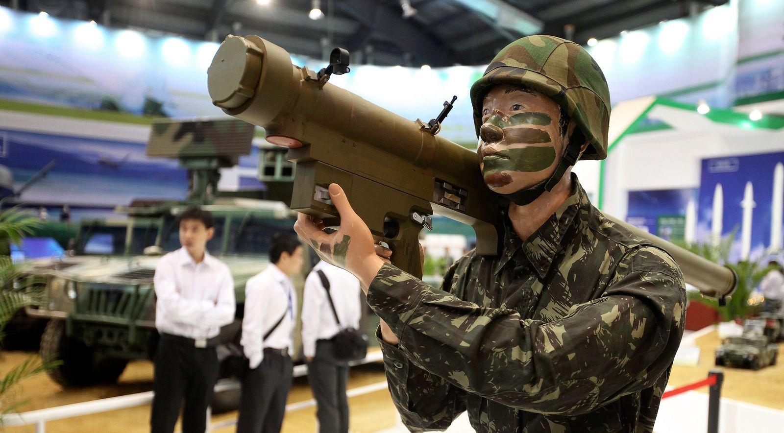 China / Waffen / Export