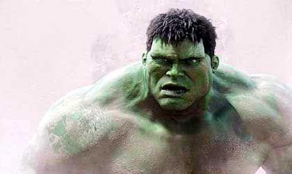 Marvel-Figur Hulk: Trotz Riesenkräften schwach an der Kinokasse