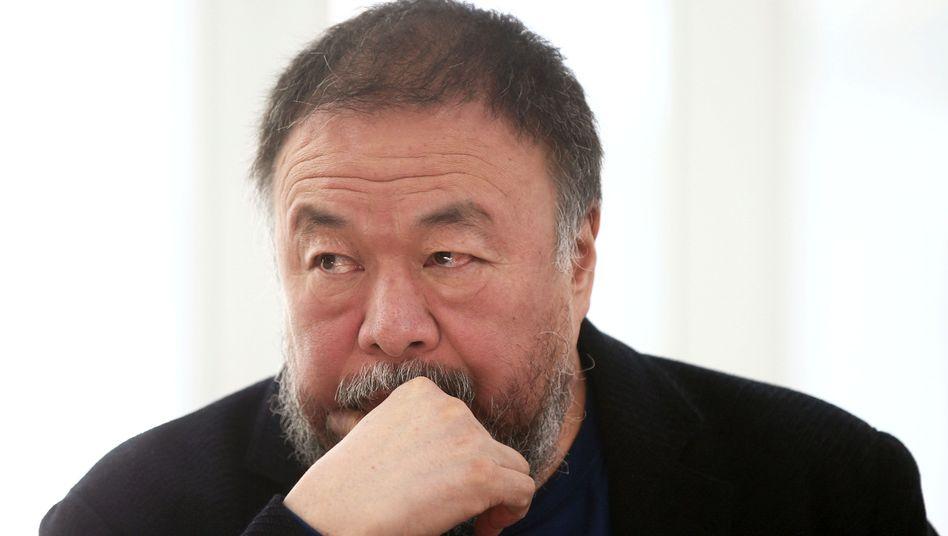 Der chinesische Künstler Ai Weiwei will aus Berlin und damit aus Deutschland weg