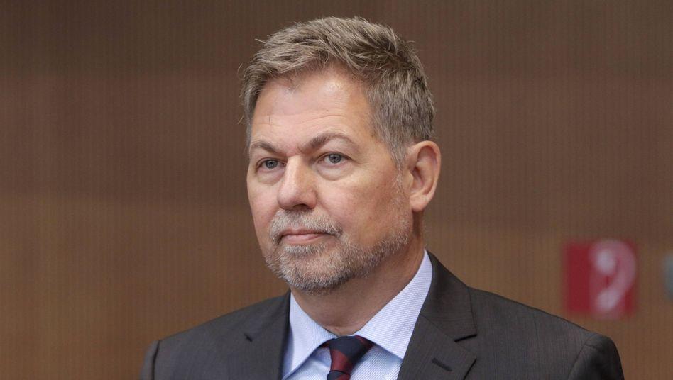 In den Ruhestand versetzt: Christof Gramm, Präsident des Militärischen Abschirmdienstes (MAD)