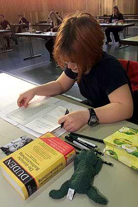 Prüfung: Vorsicht bei Notizen im Buch