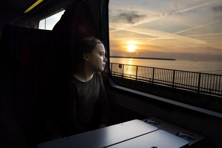 Greta Thunberg fordert die Mächtigen der Welt heraus