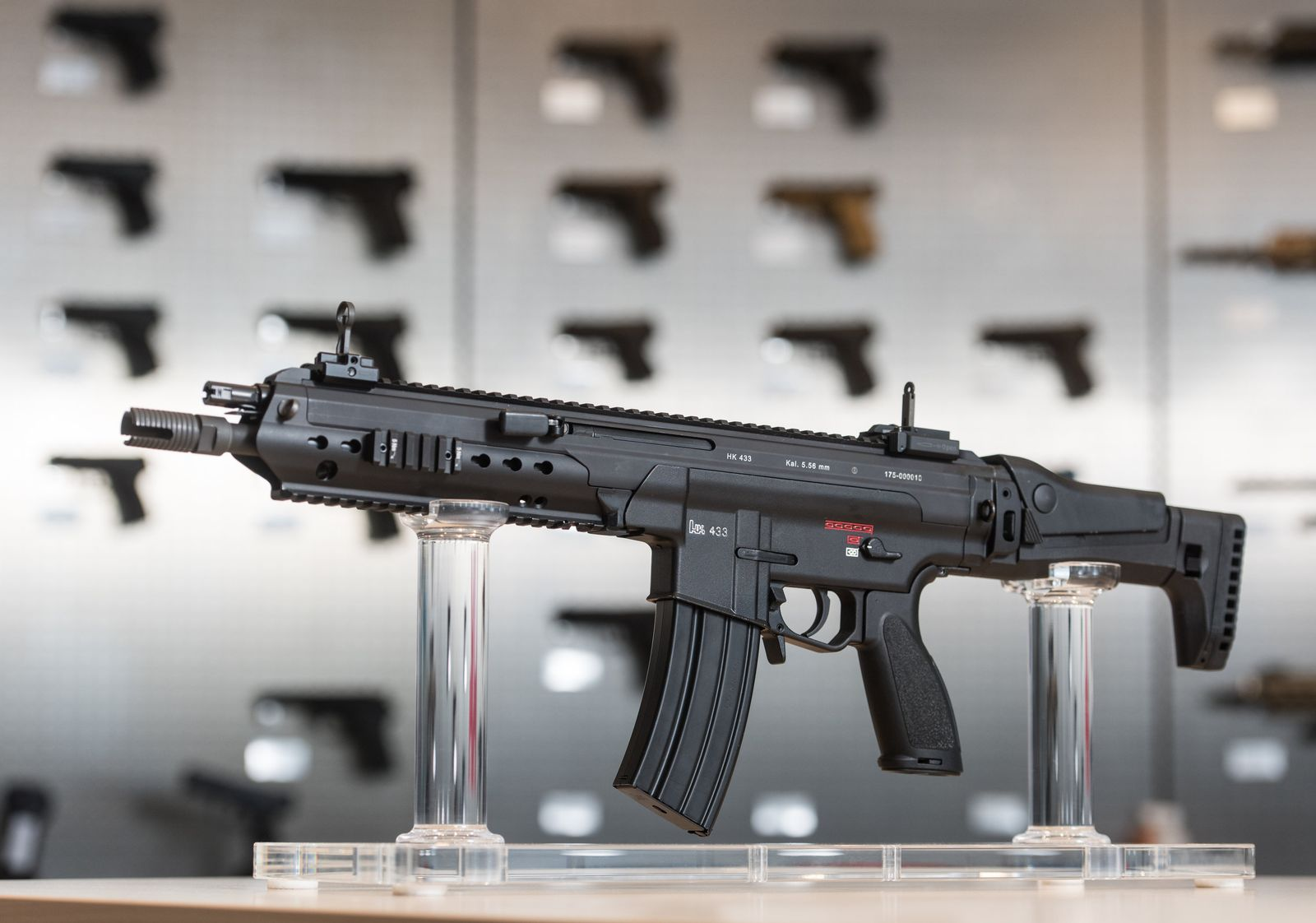 Rüstungsexporte/ Heckler & Koch