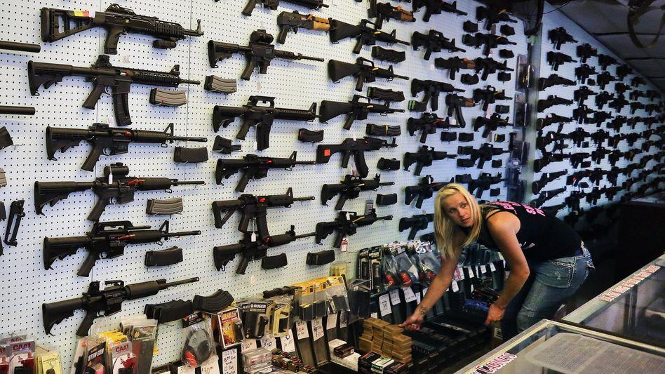 Waffengeschäft in Colorado (Archiv)