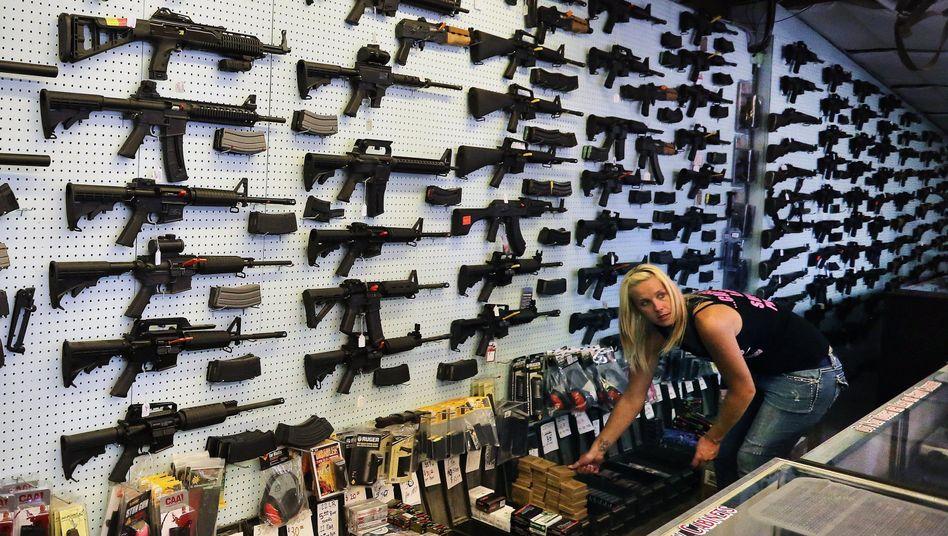 Waffenladen in Colorado (Archiv)