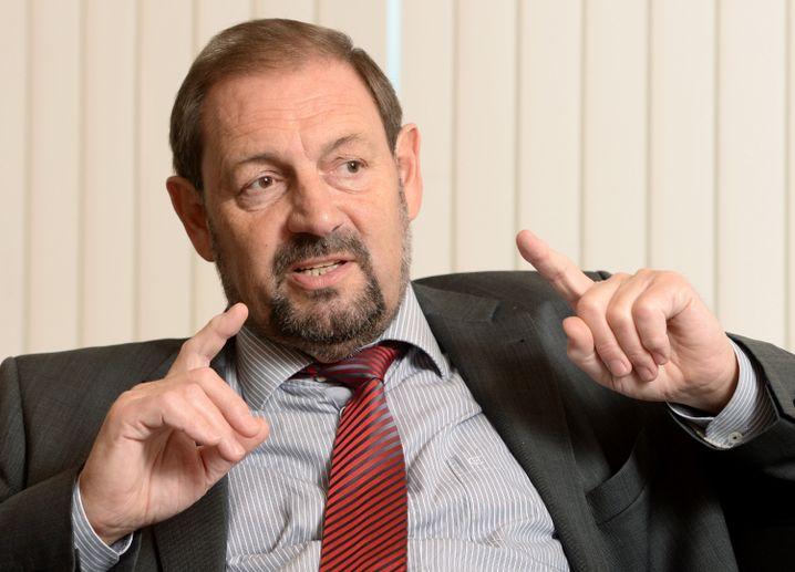 Heinz Seiffert: Der OEW-Chef fordert Tempo bei der Energiewende