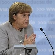 """German Chancellor Angela Merkel: """"That cannot be allowed in the international sphere."""""""