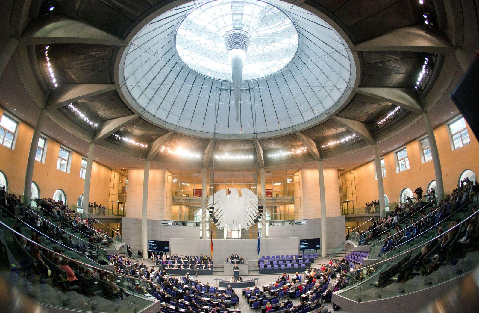 Bundestag / Beschluss XXL