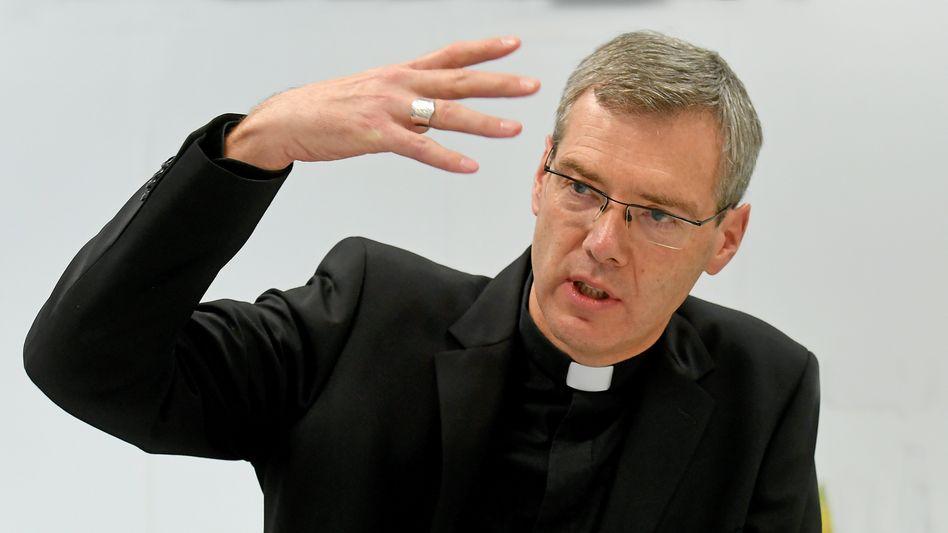 """Hildesheimer Bischof Wilmer: """"Cleverness reicht nicht, um erlöst zu werden"""""""