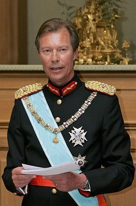 """Grand Duke Henri of Luxembourg will refuse to sign a euthanasia law for """"reasons of conscience."""""""