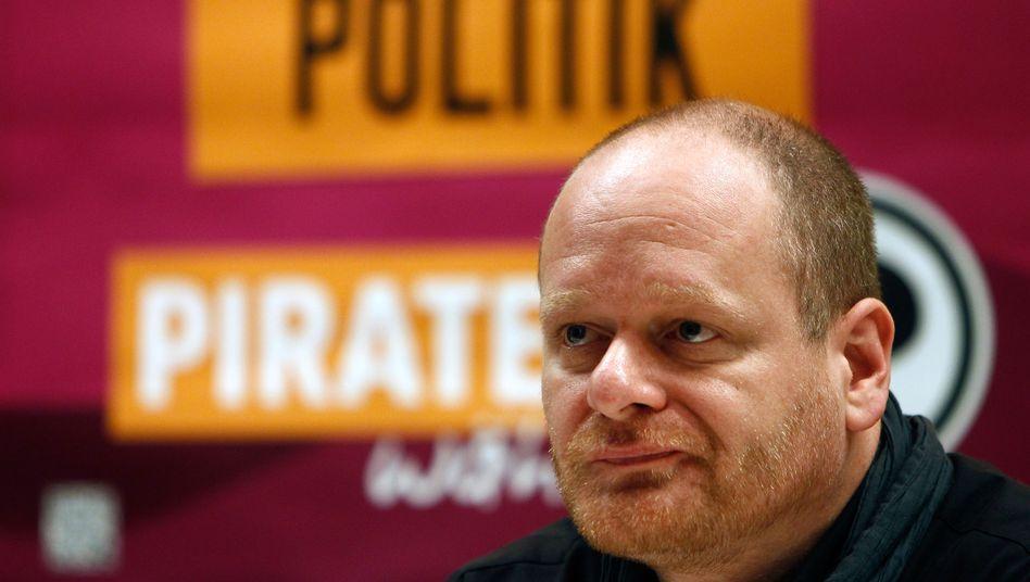 Parteichef Schlömer (Archivbild): Frust nach Debakel bei Niedersachsen-Wahl